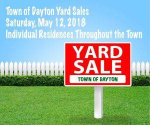 Town of Dayton Yard Sales